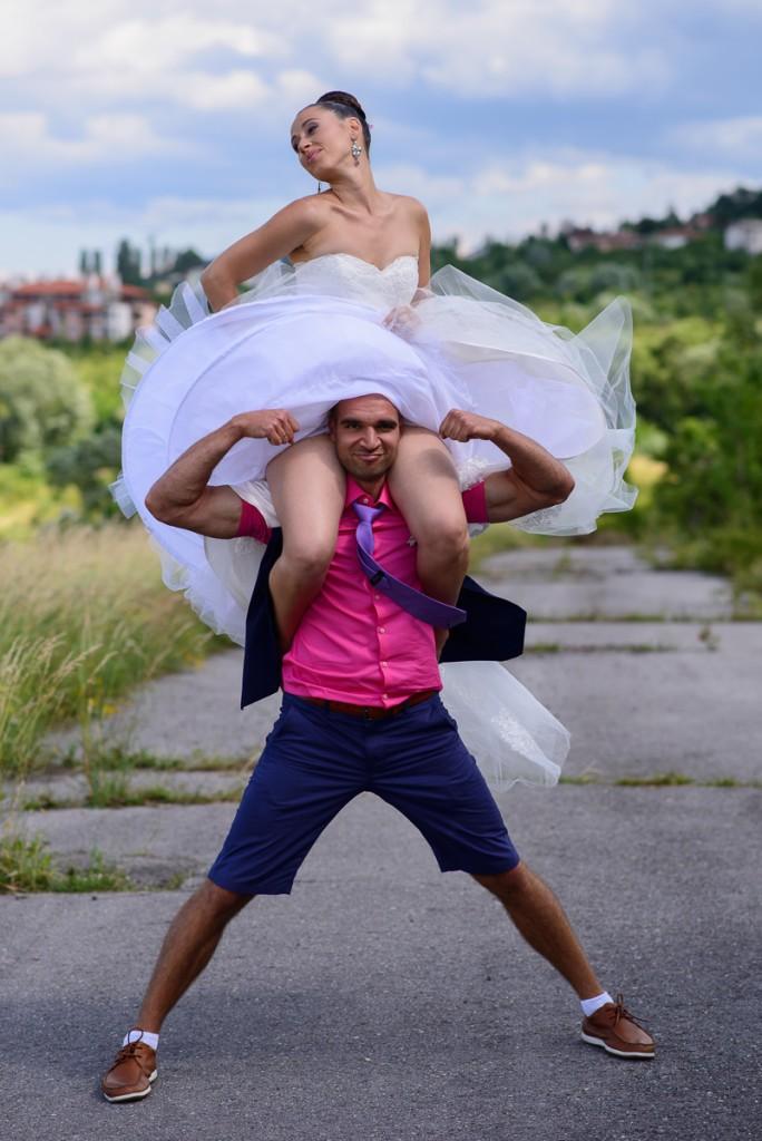 10 неща, които научих за щастието и здравето от моята прекрасна сватба до сега!