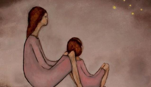 Освободи болката на майка си, за да си себе си