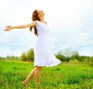 Техника за повишаване на жизнеността и доброто настроение