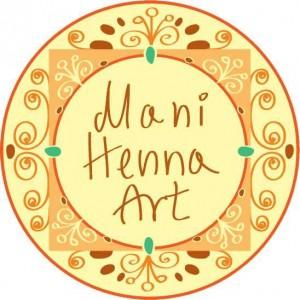 Рисуване с натурална къна с Mani Henna Art