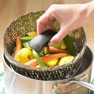 Ползите от готвене на пара