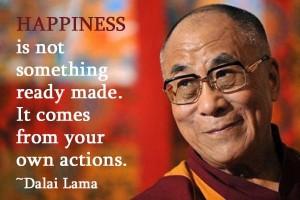Десет неща, които щастливите хора правят различно
