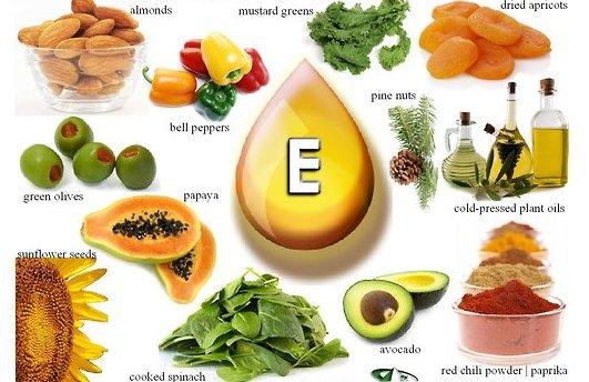Витамин Е в дефицит – какво означава това?