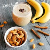Bananovo-bademovo-smuti