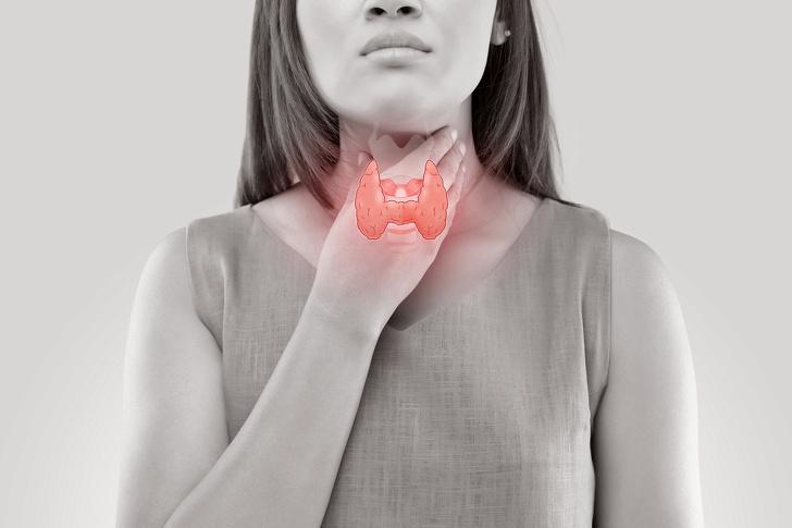 10 признака, че щитовидната ви жлеза не работи правилно