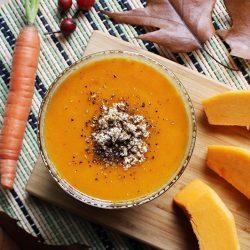 Супа Есенна тиква
