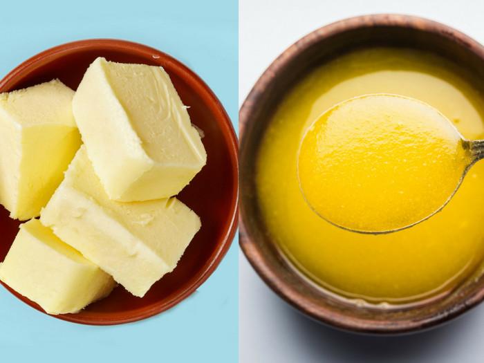 Гхи или Масло? Кое е по-добро?