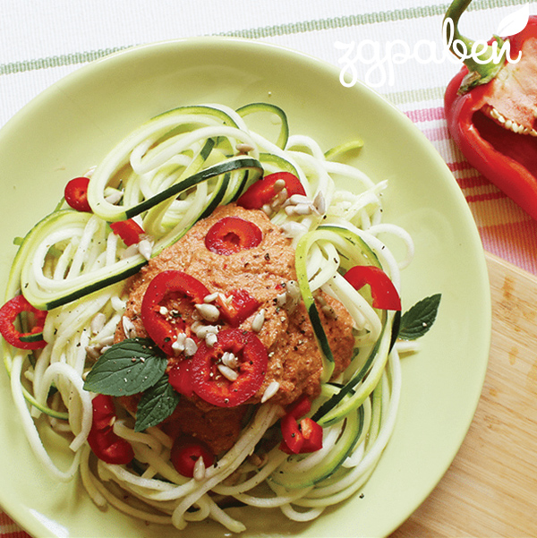Спагети Пиперки