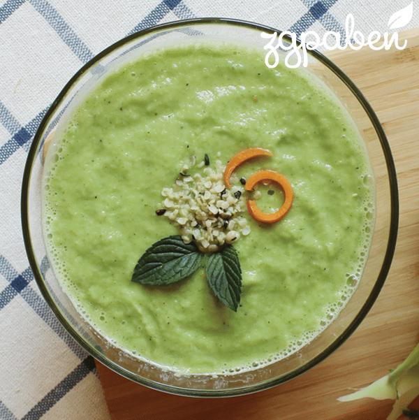 Супа Зеленика