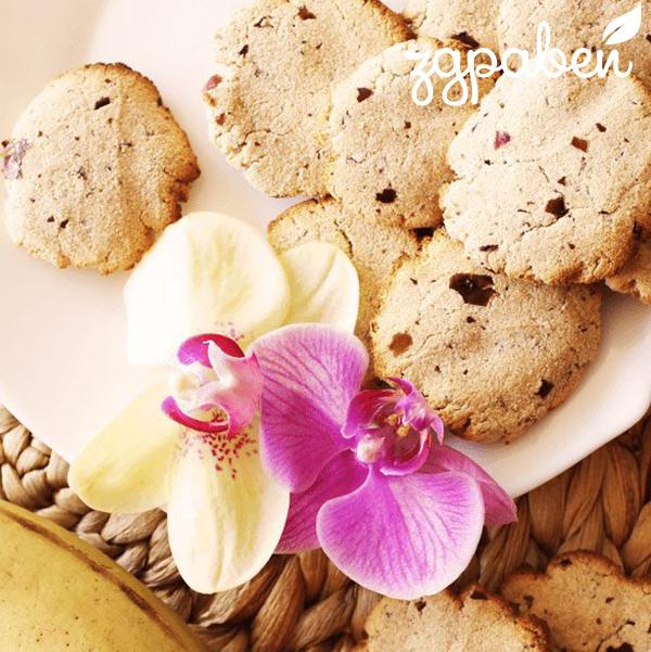 Чаени Кокоски с Кокосово брашно