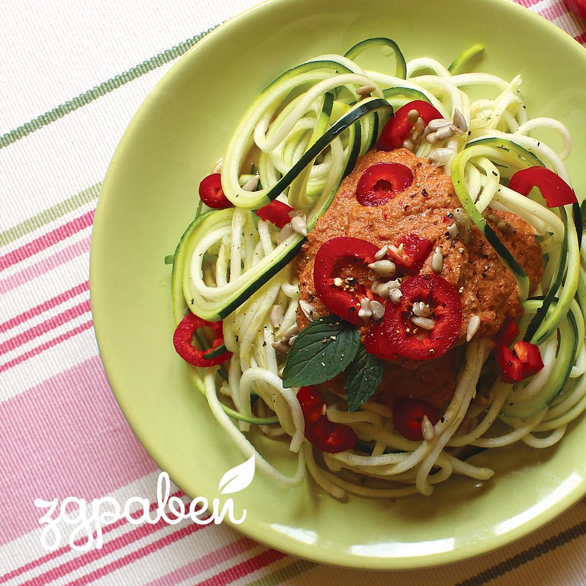 Основно Спагети Пиперки