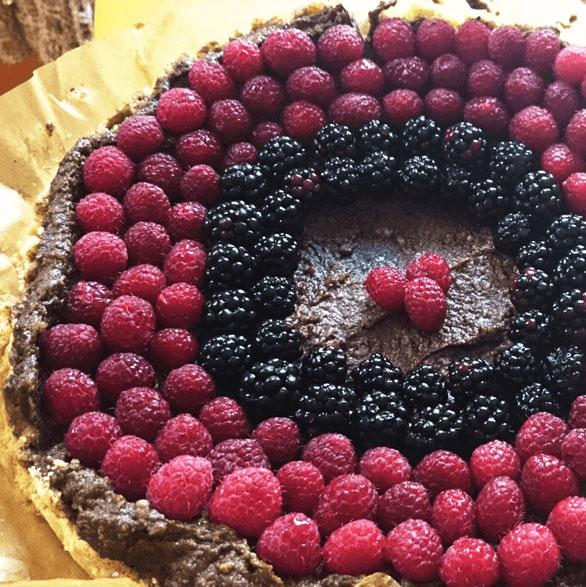 Веган Торта Щастие