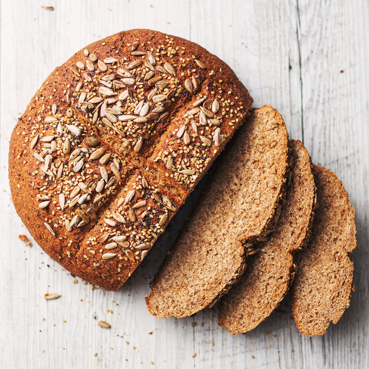 Бърз хляб с лимец