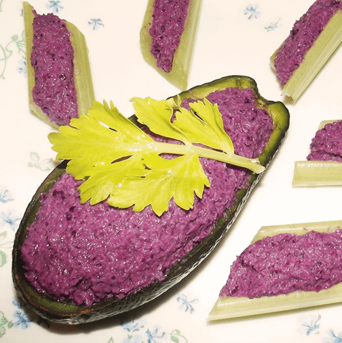 Пастет Виолет